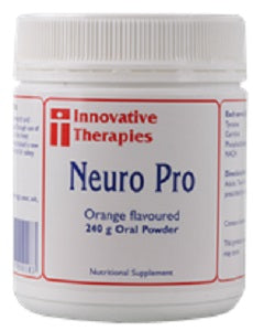 Metagenics Neuro Pro 240 g powder 10% off RRP | HealthMasters