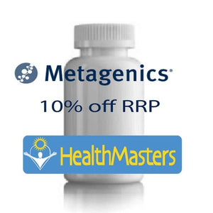 Metagenics Parex 100 tablets 10% off RRP | HealthMasters