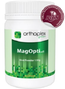 ORTHOPLEX Mag OptiCell 150gm 10% off RRP at HealthMasters