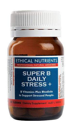 Ethical Nutrients Super B Daily Stress + 60 Tabs | HealthMasters