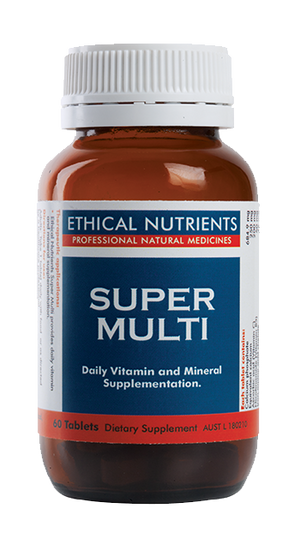Ethical Nutrients Super Multi 60 Tabs | HealthMasters