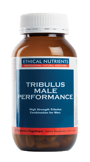 Ethical Nutrients Tribulus Male Performance 120 Caps | HealthMasters