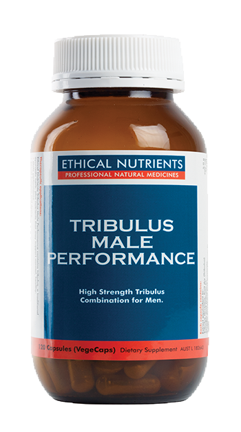 Ethical Nutrients Tribulus Male Performance 120Caps