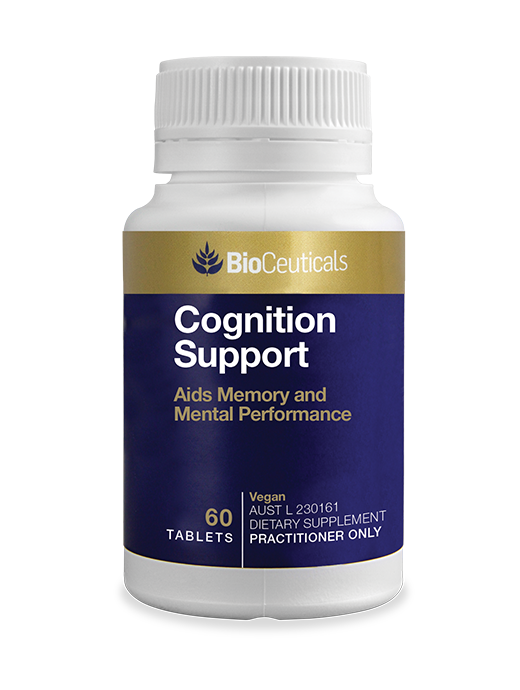 BioCeuticals Cognition Support 60 tabs