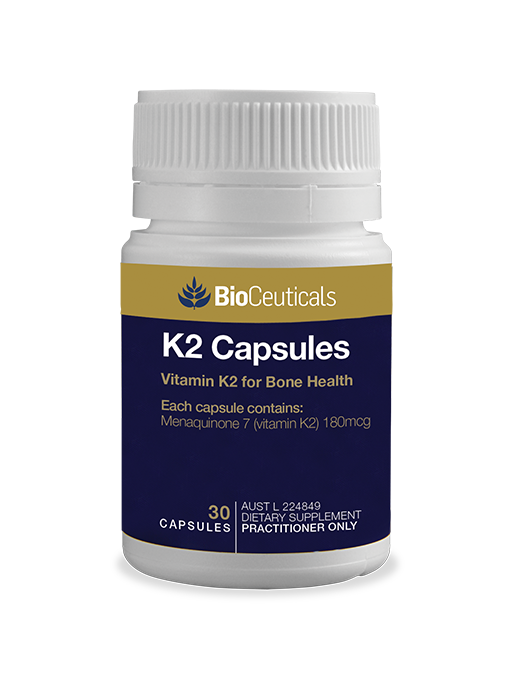 BioCeuticals K2 Capsules 60 softgel caps