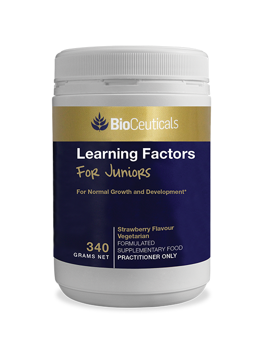BioCeuticals Learning Factors For Juniors Strawberry 340g