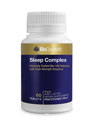 BioCeuticals Sleep Complex 60 tabs 10% off RRP | HealthMasters