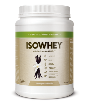 BioCeuticals IsoWhey Madagascan Vanilla 1.28kg 10% off RRP | HealthMasters
