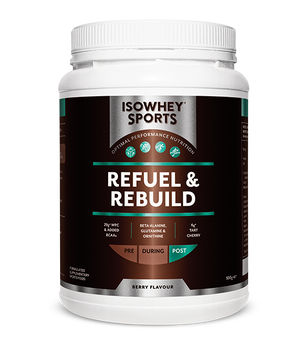 BioCeuticals IsoWhey Sports Refuel & Rebuild 500g 10% off RRP | HealthMasters