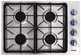 Thor Kitchen TGC3001 Cooktop, 30 inch Exterior Width, Gas Cooktop, 4 Burners