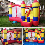 NEW COMMERCIAL GRADE BOUNCY HOUSE 6037