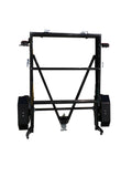 5X8 FOLDING UTILITY TRAILERS ( BLACK or GALVANIZED)