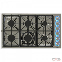 THOR KITCHEN 36'' Gas Cooktop TGC3601