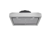 Thor Kitchen 30 in. 1,000 CFM Under Cabinet LED Range Hood in Stainless Steel, TRH3006