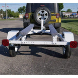 SUPER SPECIAL  ASSEMBLED FREEDOM  FAST FISH BOAT-JET SKI TRAILER! ( with a spare tire and rim)