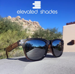 elevated shades premium handmade bamboo sunglasses