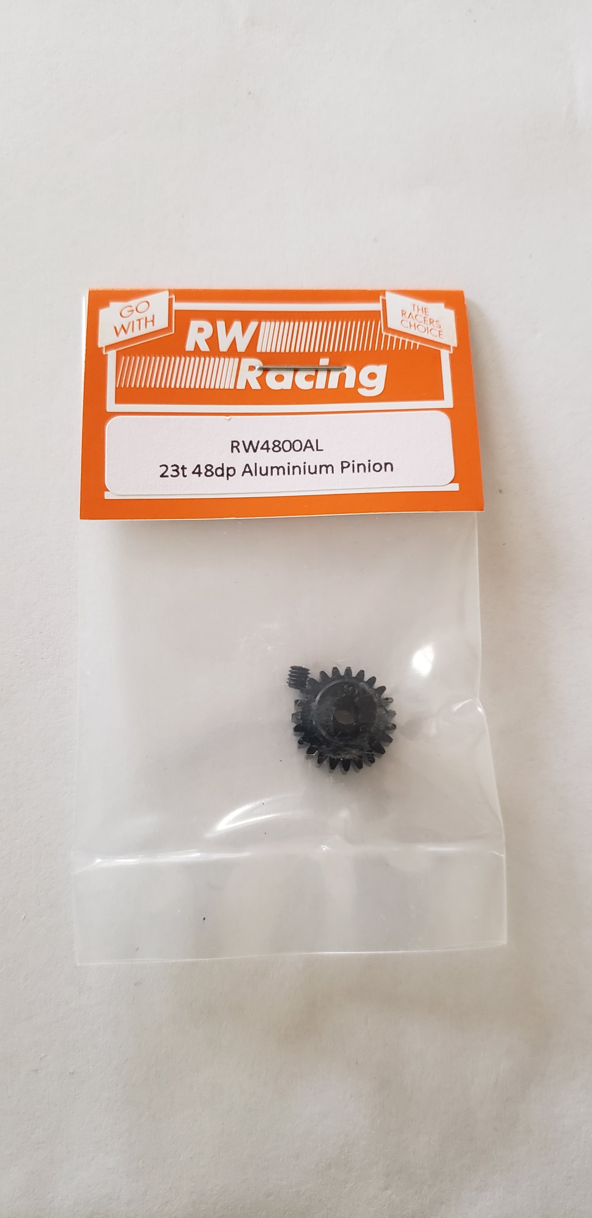 RW Racing Pinion motor  23 tooth 48 pitch for RC Cars