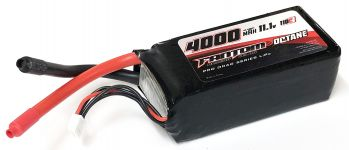 Fantom Octane Drag Version 11.1v 4000mah 110C