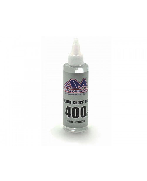 AM-210038 Silicone Shock Fluid 110ml 400 cst
