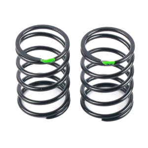 R107031  Shock Spring 0.28g Green (2pcs)