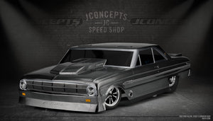 JConcepts New Release – 1963 Ford Falcon, Street Eliminator Body