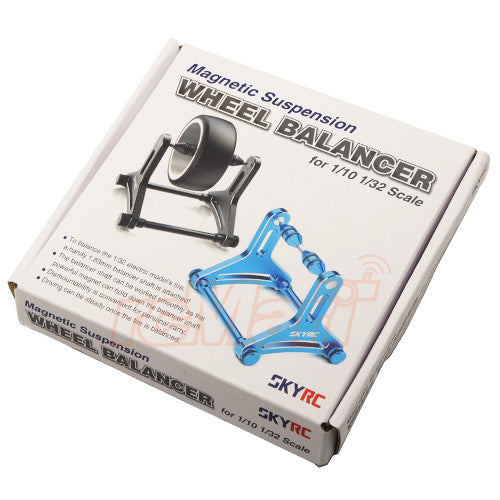 SKYRC Magnetic Suspension Wheel Balancer Black #SK-500019-01
