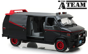 1983 GMC Vandura - The A-Team (1983-87, TV Series