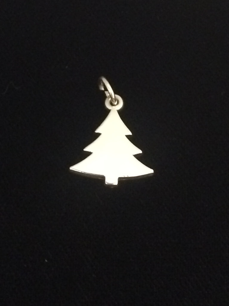 James Avery Sterling Silver Christmas Tree Charm (Retired) – Texas ...