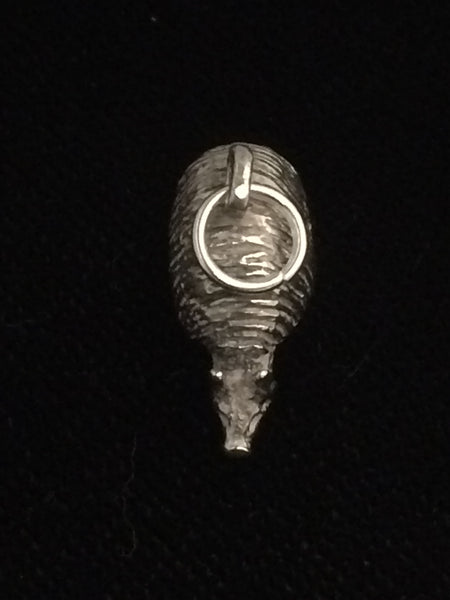 James Avery Sterling Silver Armadillo Charm (Retired)