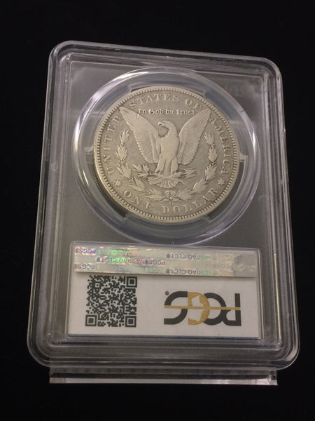 1895-O U.S. $1 Morgan Dollar PCGS VG08