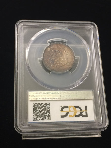 1877 U.S. 25c Liberty Seated Quarter PCGS PR63