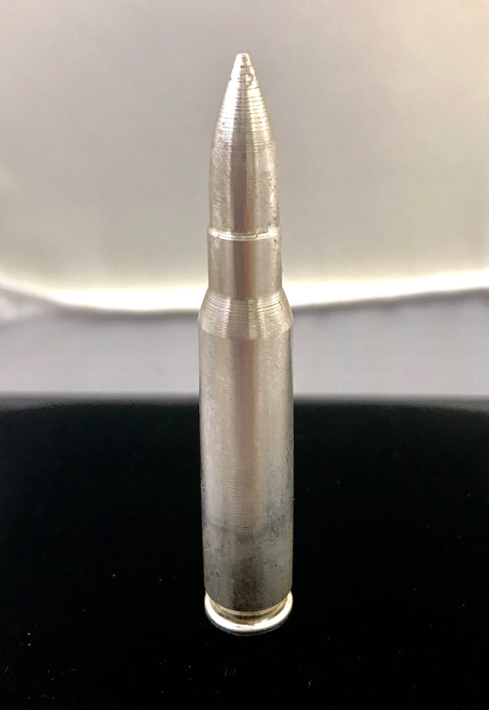 2ozt .308 Winchester Silver Bullet