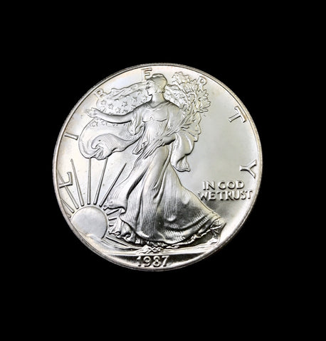 1ozt American Silver Eagle