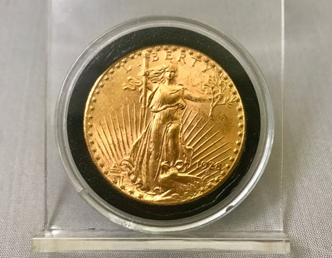 1928 U.S. $20 Saint-Gaudens Gold Double Eagle