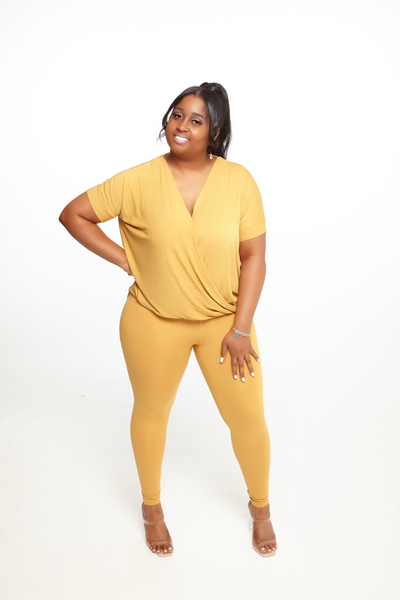 Wrap-Up Set - Mustard