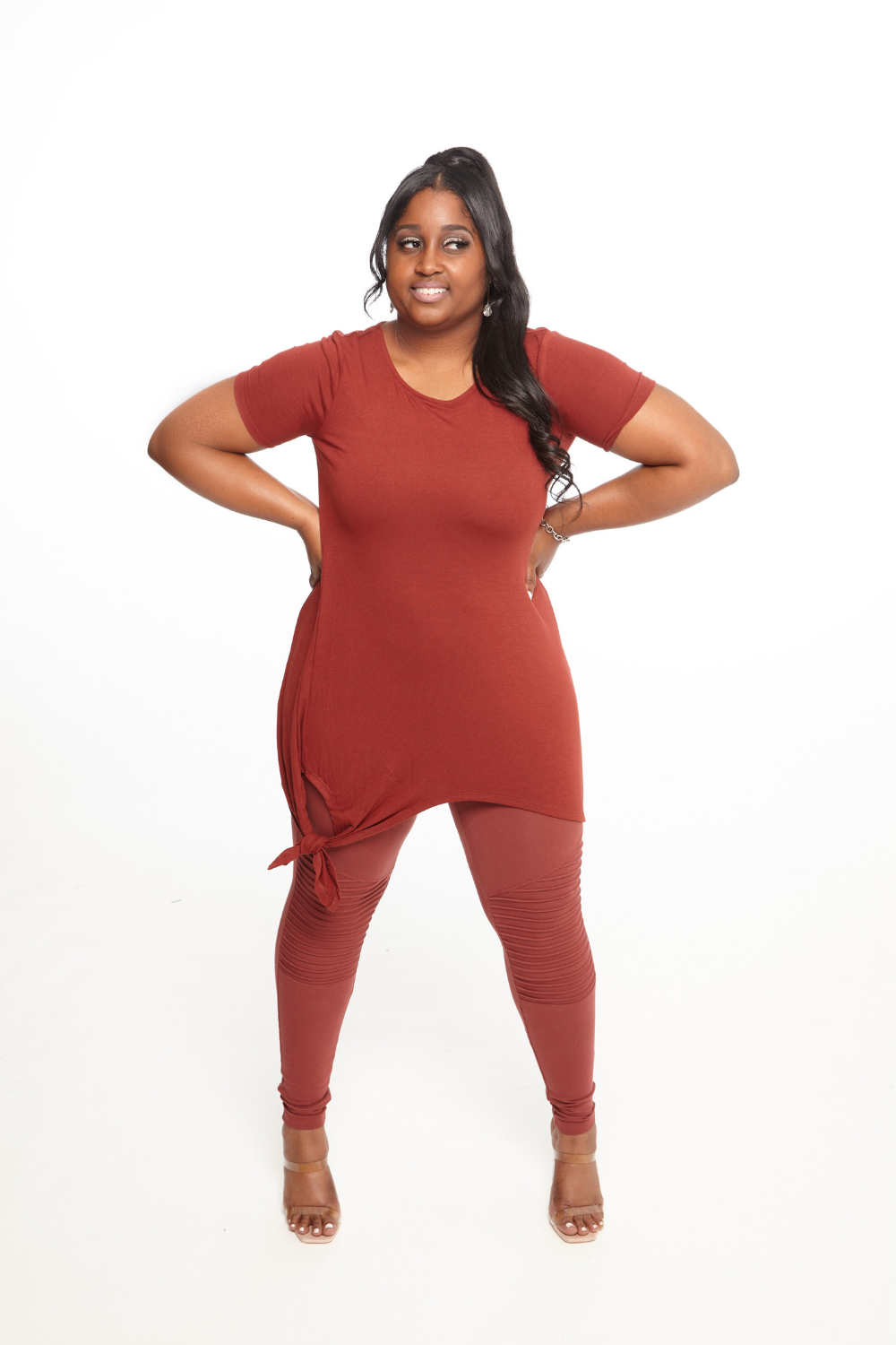 Brick House Leggings Set