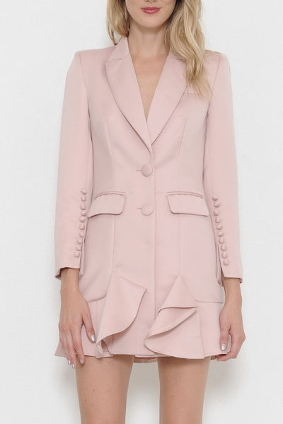 Favorite Position: CEO - Blazer Dress