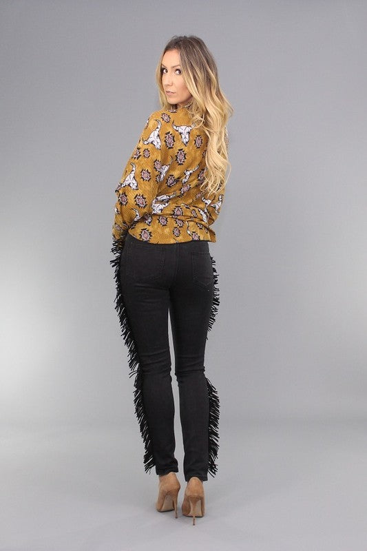 Life on the Fringe Skinnies