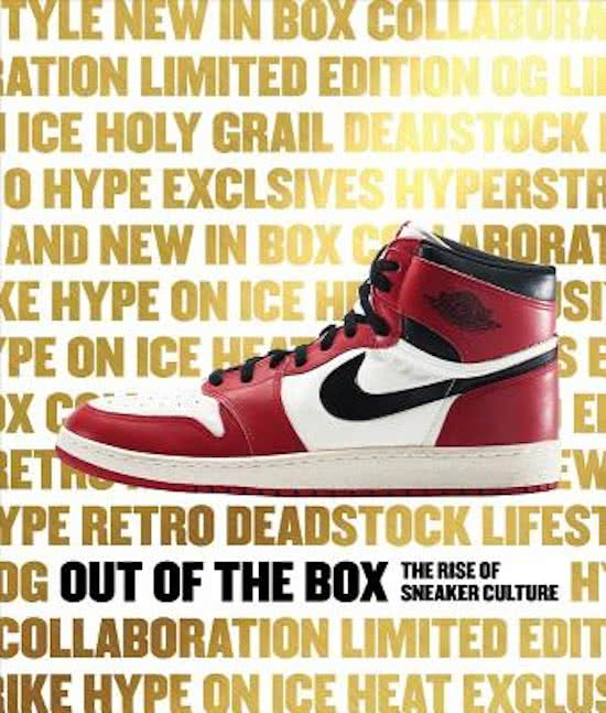 Out of the Box: The Rise of Sneaker Culture - Elizabeth Semmelhack