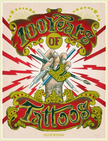 100 Years of Tattoos - David McComb