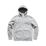 Full Zip Hoodie - Grey (Core)