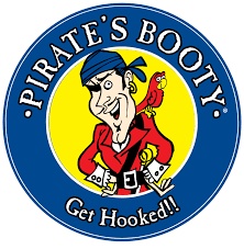 Pirate's Booty  $1/1 product exp 10/31 SS 7/28
