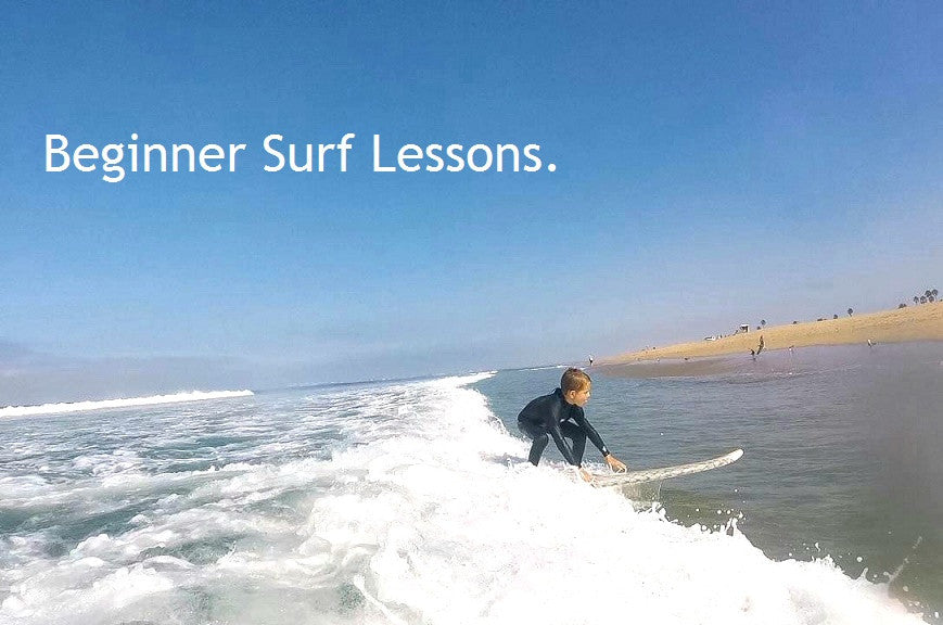 huntington beach surf lessons