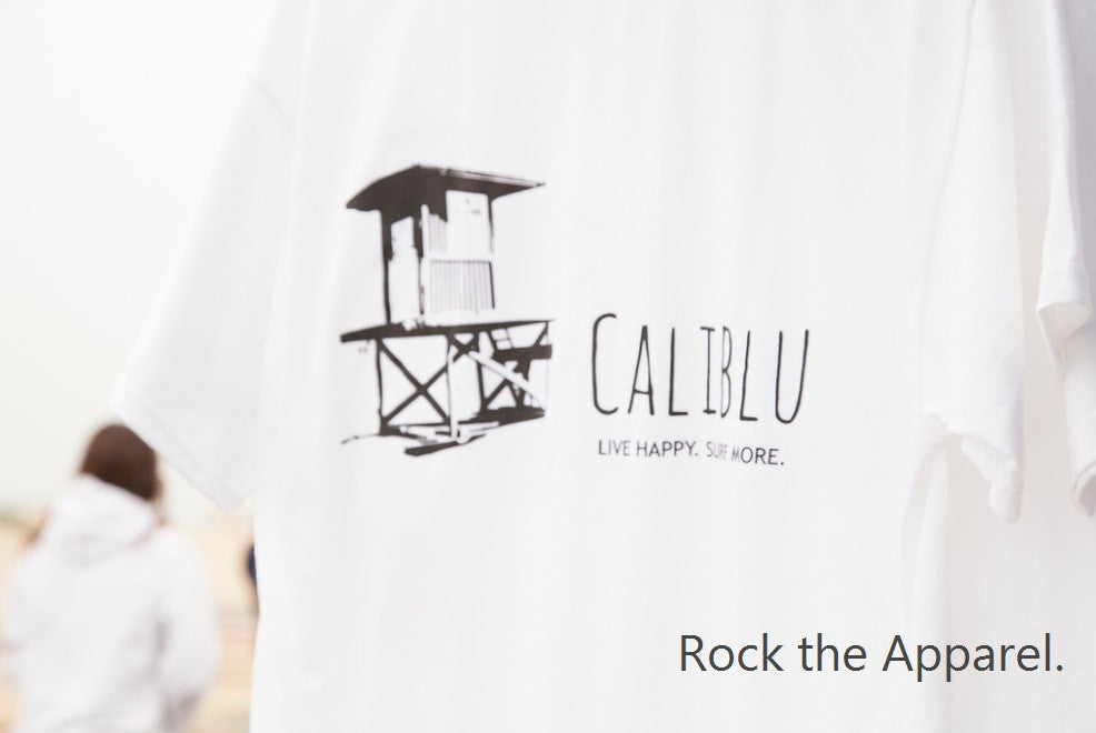 Surf culture and lifestyle are known around the world and Caliblu apparel is a classic, stylish way to share your passion for surfing. Designed and made in SoCal for you.