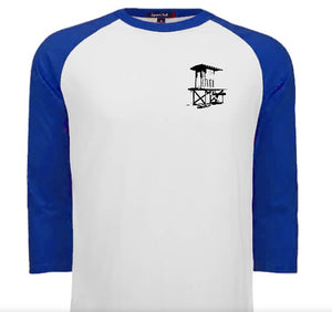 Caliblu Baseball Tee - Men/Women