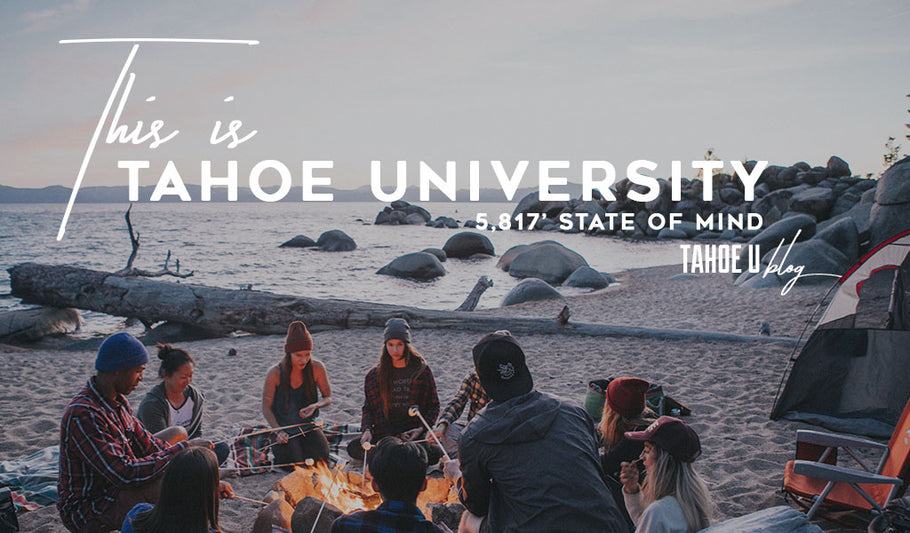 This is Tahoe University