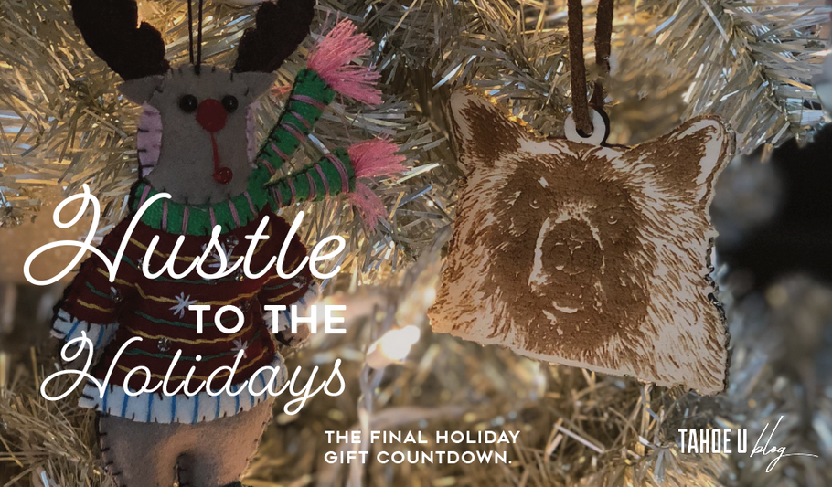 Hustle to the Holidays