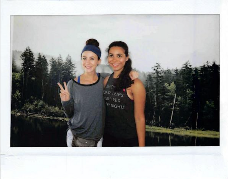 4 Things We Learned From Wanderlust Yoga Festival: In Polaroids