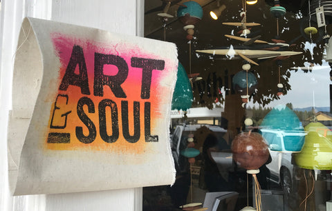 Art & Soul ArtWalk 2017 Truckee, CA