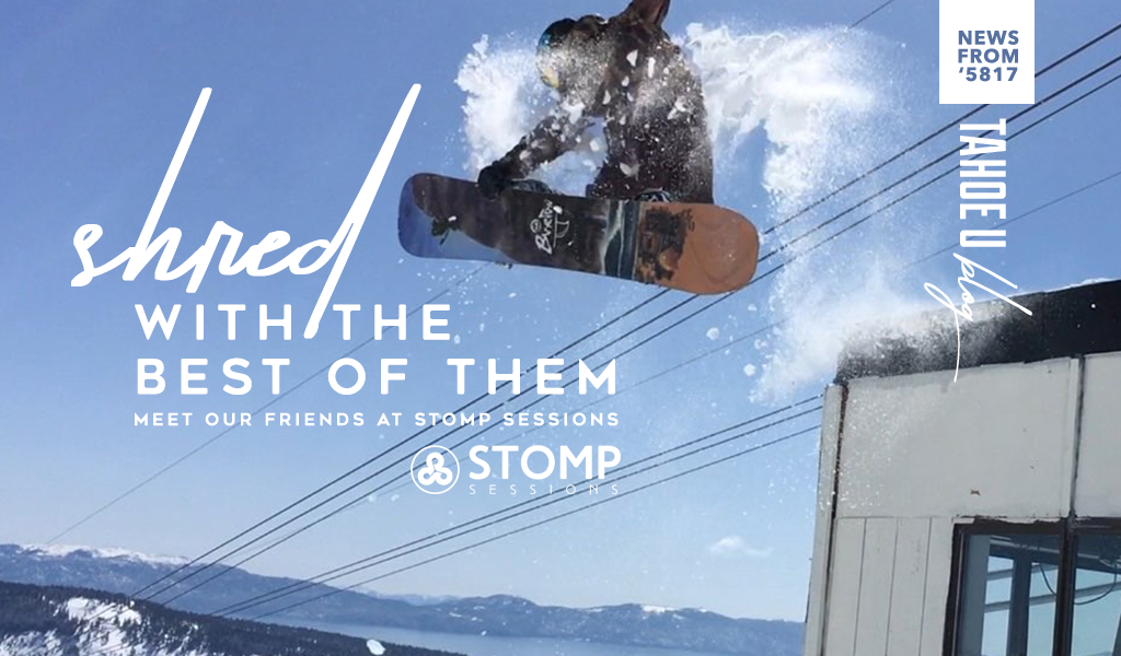 Shred with the best of them Meet our friends at Stomp Sessions blog